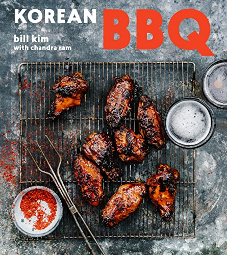 Korean BBQ: Master Your Grill in Seven Sauces [Lingua inglese]