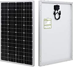 Best 100 watt solar panel with charge controller Reviews
