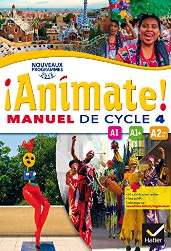Animate Espagnol Cycle 4