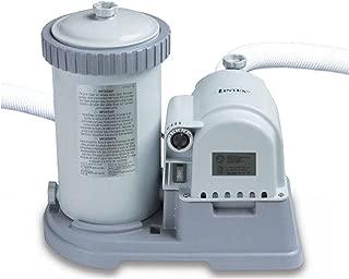 INTEX 2500 GPH Krystal Clear Pool Filter Pump w/ Timer | 56633E