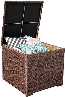 Best outdoor wooden storage box Reviews