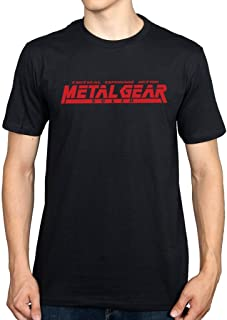 Metal Gear Solid Playstation Game T-Shirt