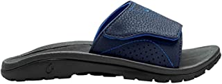OLUKAI Kids Mens Nalu Slide (Toddler/Little Kid/Big Kid)