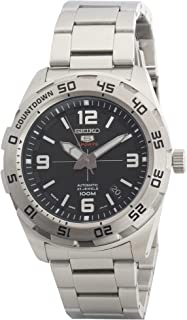 SEIKO Mens Automatic Watch, Analog Display and Stainless Steel Strap SRPB79J1