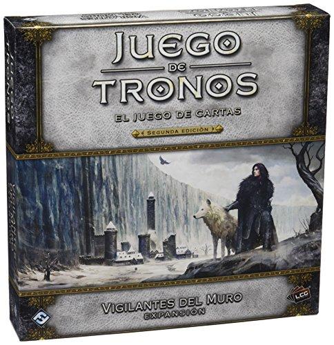 Fantasy Flight Games Juego de Tronos - Vigilantes del Muro, Juego de...