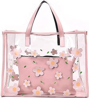 Shoulder Bags fashion Transparenthandbag Transparent