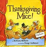 Thanksgiving Mice, Thanksgiving book