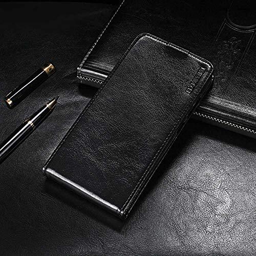 Manyip Hülle für Homtom HT3,Handyhülle Homtom HT3,[Flip Design-Ständer] [Einfaches Design] [Magnetverschluss] Brieftasche Ledertasche für Homtom HT3-YJ17