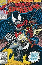 Web of Spider-Man, The #95 VF/NM ; Marvel comic book