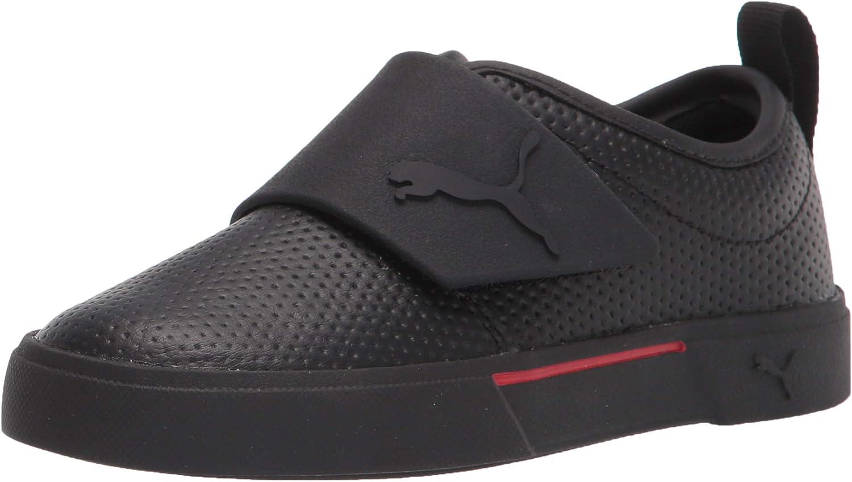 PUMA Unisex-Child El Rey 2 Slip on Sneaker