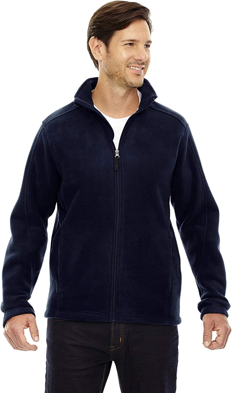 Ash City Core Max 74% OFF 365 Men's Journey depot Tall Jacket Fleece