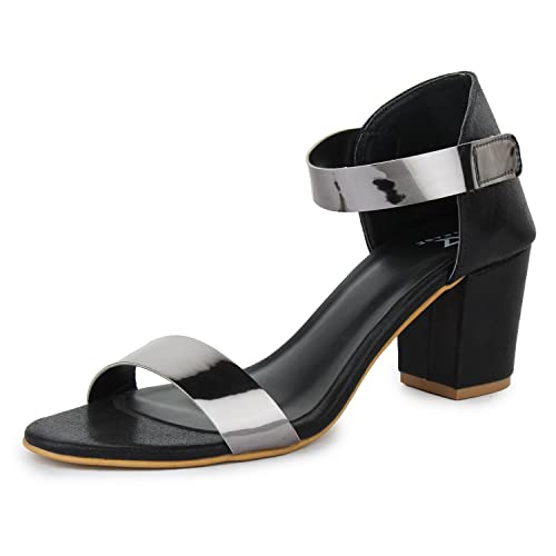 Block Heels  Buy Block Heels Online at Best Prices in India - Amazon.in a060ba9f84