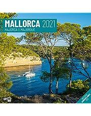 Mallorca Kalender 2021 - 30x30