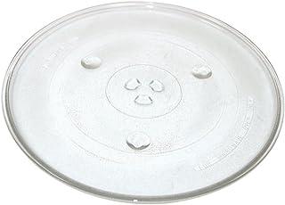 comprar comparacion Findaspare - Plato de cristal giratorio universal para microondas de 270 mm con 6 fijadores