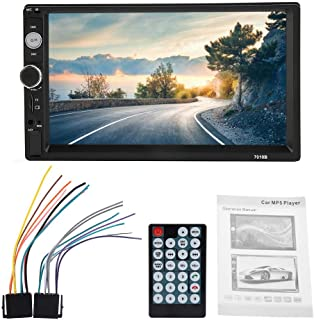 Central Multimídia Tela 7 HD MP5 Player 2 din Universal LM ELECTRONICS Radio Espelhamento Android ios 4x60w equaliador