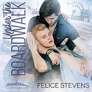 Under the Boardwalk                   De :                                                                                                                                 Felice Stevens                               Lu par :                                                                                                                                 Nick J. Russo                      Durée : 3 h et 56 min     Pas de notations     Global 0,0