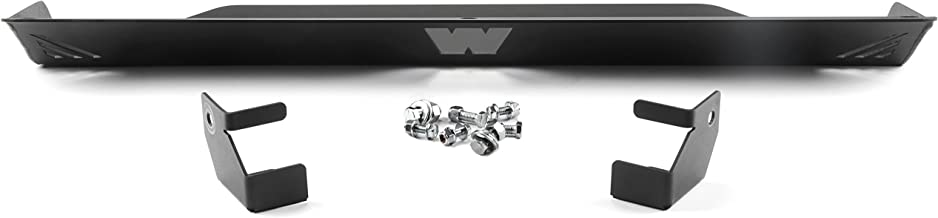 WARN 101565 Cover Skid Plate for Jeep JK Wrangler Elite Series Front Bumper
