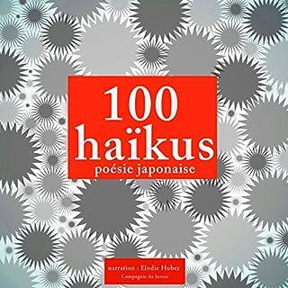 Couverture de 100 haikus, poésie japonaise