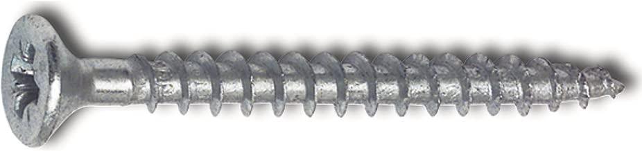 JD-79//–/Tornillos Reisser Q200/VI de Port Torx 6,0/x 140/rosca parcial cabeza avellanada Azul galvanizado TX 30/VE 100/unidades