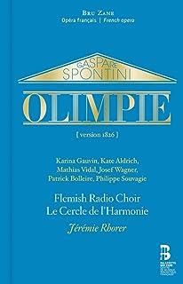 Spontini: Olympie/ Le Cercle De L´Harmonie-Rhoer