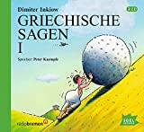 Griechische Sagen I. 2 Audio-CDs