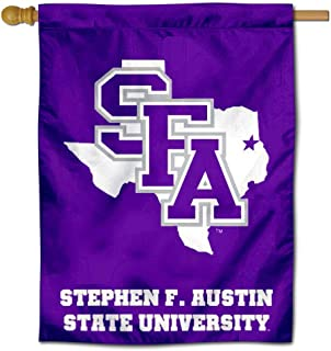 SFA Lumberjacks House Flag Banner
