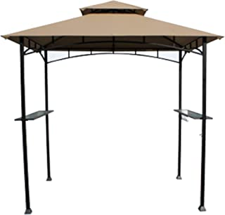 Garden Winds Replacement Canopy Top Cover for The Aldi Gardenline Grill Gazebo - Riplock 350 (Will not fit Any Other Model)