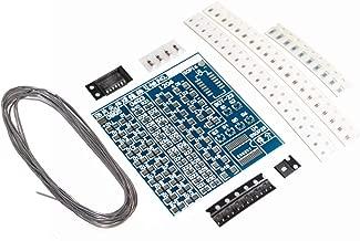 Para El Kit de Montaje Pr/áctica de Soldadura Electr/ónica Diy Zumbador Con Sensor Met/álico Para Dc 3-5V Tiamu Icstation Detector de Metales Simple Inferior A 60 Mm
