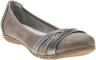 NEUF JANE KLAIN Sneaker Lacets Super Soft équipement noir et argent taille 40