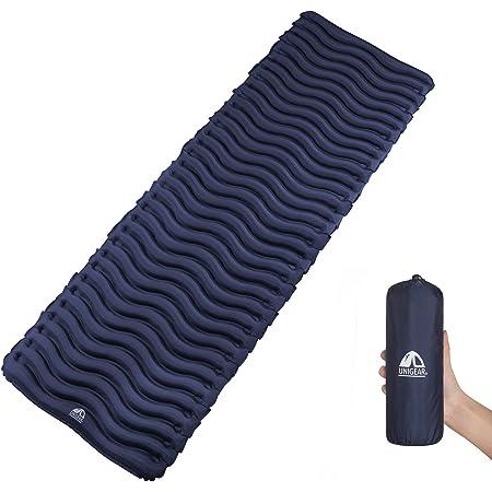 KEENFLEX Isomatte Schlafmatte Selbstaufblasend 4cm dick Leicht