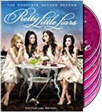 Get Pretty Little Liars S.2 on DVD at Amazon