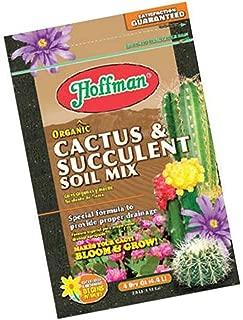 Organic Cactus and Succulent Soil Mix, 4 Quarts (Limited Edition)