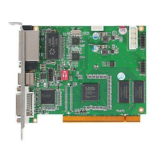 Linsn TS802 Tarjeta de envío llevó la tarjeta de control síncrono de la pantalla (versión de la actualización) con la instrucción de configuración del software