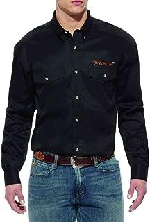 Ariat Team Shirt, Black, XX-Large