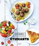 Etudiants : Recettes gourmandes testées dans une kitchenette (Fait Maison)...