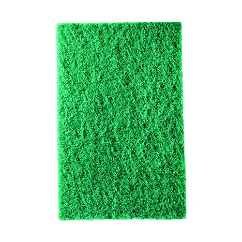 Buy Mercer Industries 4201GR Floor Sanding Pads, 12 x 18, Green, 5 Pack
