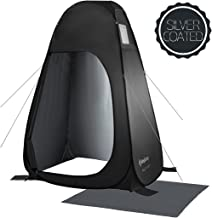 KingCamp Pop Up Dressing Changing Tent Shower Room Detachable Floor for Camping Outdoor Beach Toilet Portable with Carry Bag