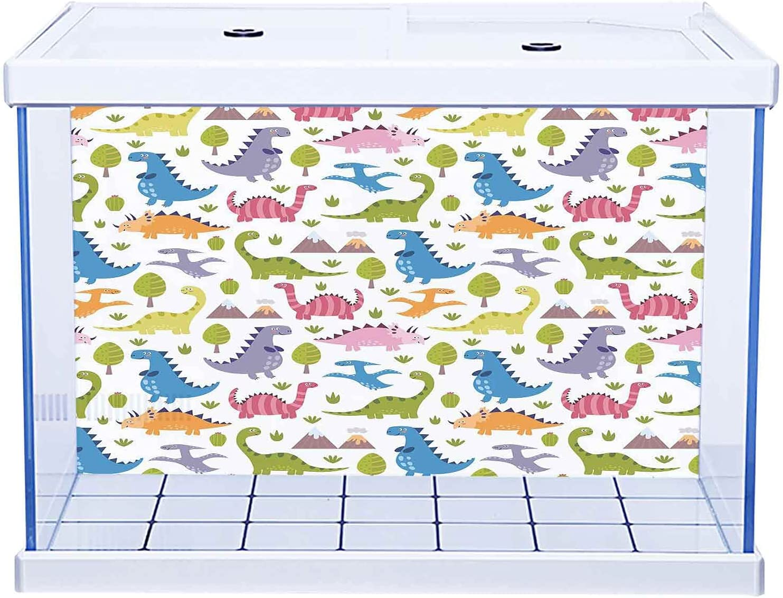 Japan Maker New Popular popular Fish Tank Wallpaper Sticker Astronaut Decoration Background Kids