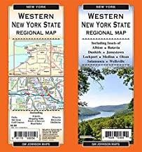 Western New York State Regional Map