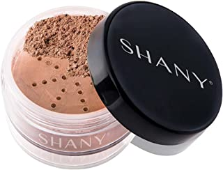 SHANY Mineral Shimmer Powder Paraben/Talc Free, Sun Dust, 15 Gram