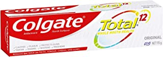 Colgate Total Original Antibacterial Fluoride Whole Mouth Health Multi Benefit Toothpaste 115g