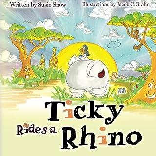 Ticky Rides a Rhino