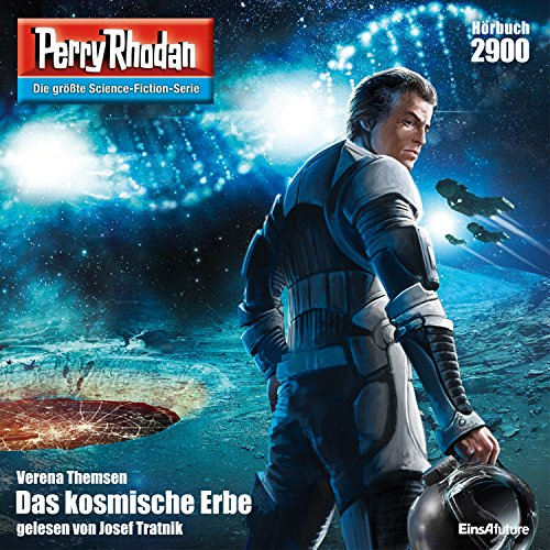 Das kosmische Erbe audiobook cover art