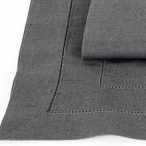 Serviette Birzai gris