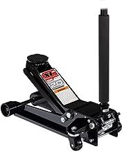 Arcan XL20 2-Ton Heavy Duty Low Profile Steel Service Jack