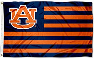 College Flags & Banners Co. Auburn Tigers Stars and Stripes Nation Flag