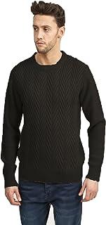 Brave Soul Męski sweter Maximus OR Origins designerski gruby dzianinowy sweter