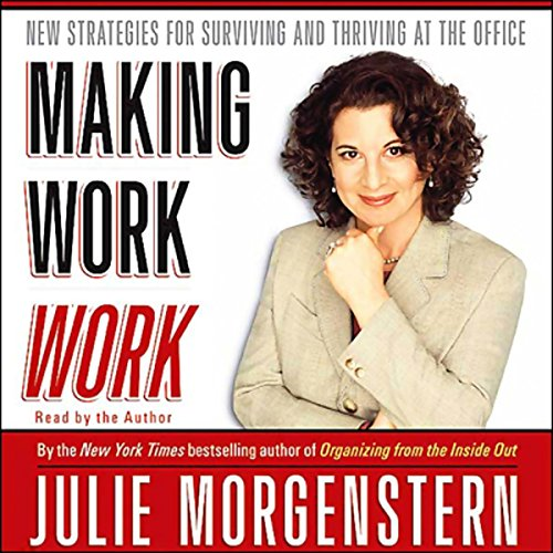 Making Work Work audiobook cover art