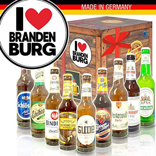 I Love Brandenburg/Brandenburg Idee/Biere aus Deutschland
