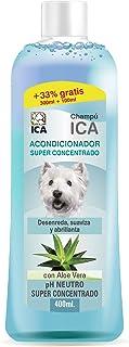 iCA CHP36Shampoo Conditioner with Aloe Vera for Dogs